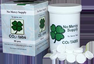 No Mercy Supply Co2 Tabs