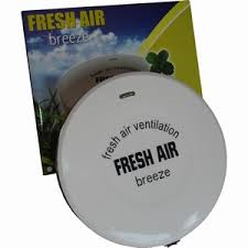 Fresh Air Ventilator